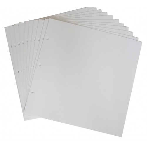Scrapbook Covers 10 Inch, Pack 10