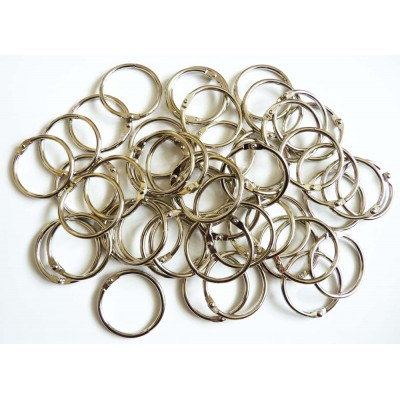 14mm Binding Rings 250 Pk, Free Shipping in UK