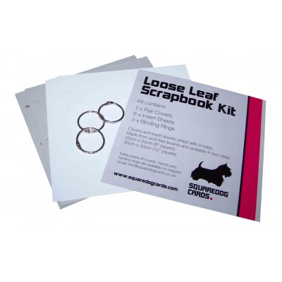 "Scrapbook Album Kit 12"" x 12"""