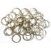 51mm Metal Binding Rings Bulk Pack 100